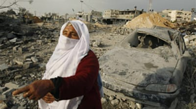 PA: Punish Israel for Gaza crimes