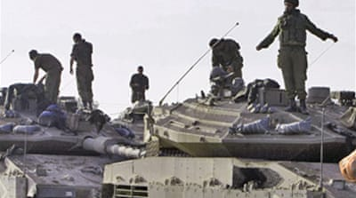 Israel rules out immediate truce
