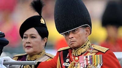 Thai king misses birthday speech