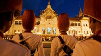 Thai anxiety turns to ill monarch