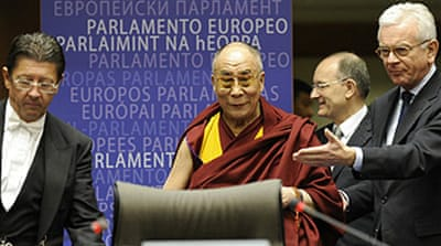 Dalai Lama questions China morality