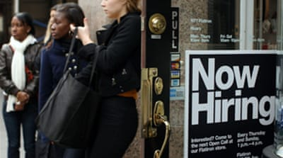 US job losses hit 34-year high