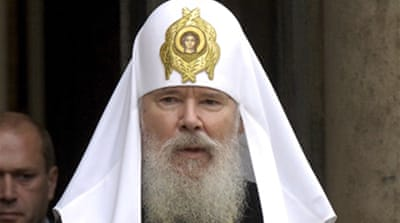 Russia mourns death of Alexy II