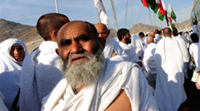 Hajj Diary: A hard day's work