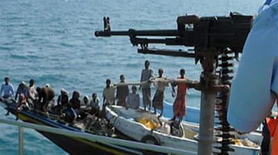 Video: Booming business in piracy