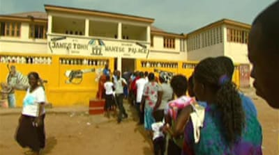 Video: Ghanaians clamour for change