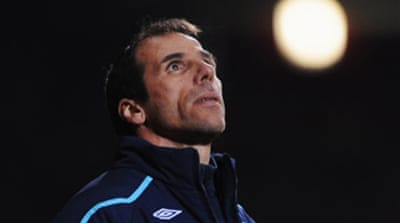 Spurs eclipse Zola's Hammers