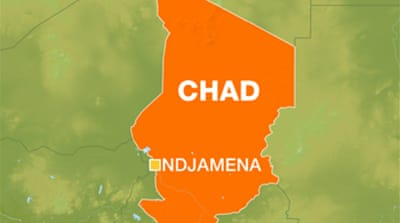 Chad rebels 'release' US missionary