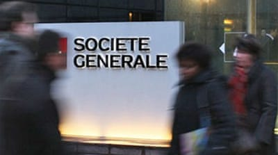 SocGen fined for rogue trading loss
