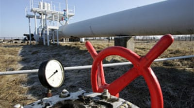 Russia threatens Ukraine gas cut
