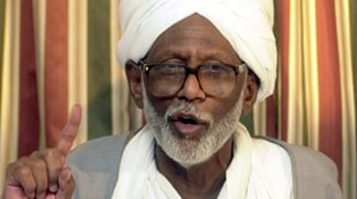 Sudan frees opposition leader