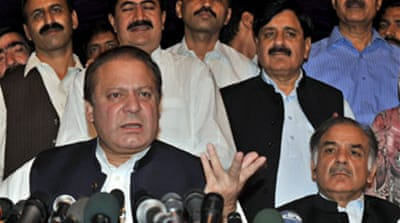 Legal setback for Pakistan's Sharif
