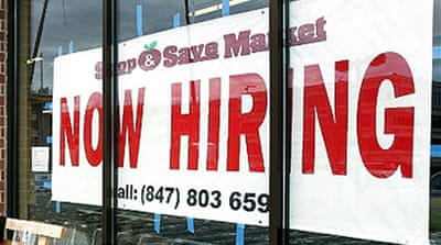 US jobless rate continues to rise