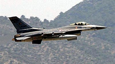 Turkey bombs Kurd targets in Iraq