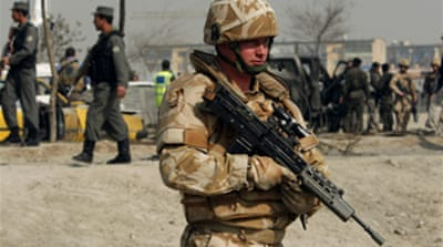 UK poll: Afghan war is 'unwinnable'