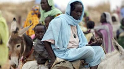 Arab media 'blind to Darfur'