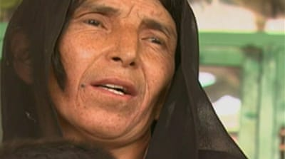 Video: Afghans support border raid