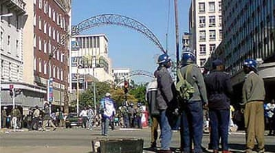 Zimbabwe urged to halt run-off vote