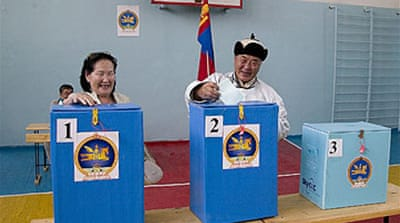 Ex-communists 'win' Mongolia poll