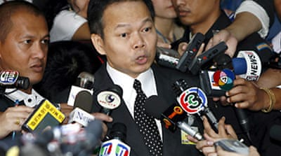 Thai minister quits over temple row