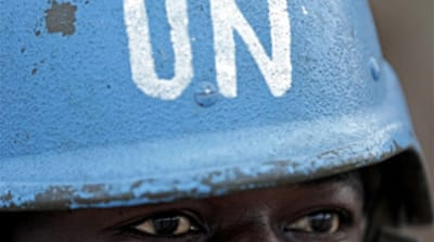 Peacekeepers abducted in Darfur