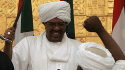 Sudan president accused of genocide