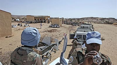 UN peacekeeper killed in Darfur