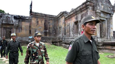Cambodia claims new Thai incursion