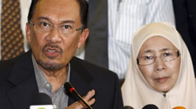 Anwar: Sex claims are 'vendetta'