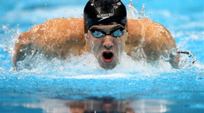 Phelps sets his sights on greatness