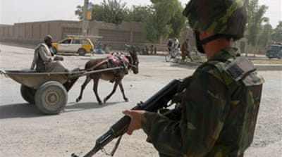 Battle kills 'dozens' of Taliban