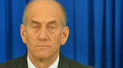 Video: Olmert's political legacy
