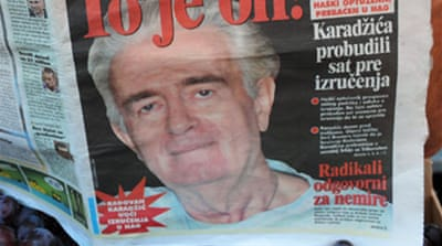 Karadzic to appear before The Hague