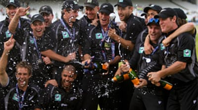 NZ positive over Zimbabwe tour