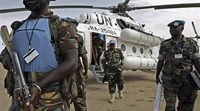 UN votes to extend Darfur mission