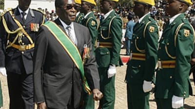 Mugabe positive on Zimbabwe deal