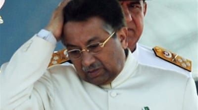 Charges against Musharraf readied