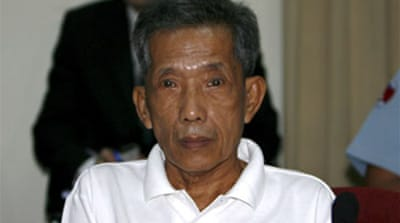 Khmer Rouge prison chief indicted