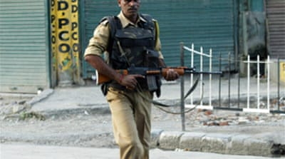 Troops shoot Kashmir protesters