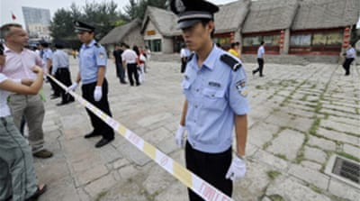 China detains pro-Tibet activists