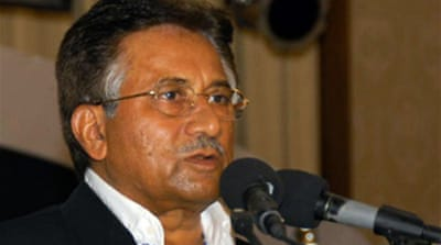 Musharraf aides 'in talks to quit'