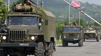 Separatists 'to host Russia bases'