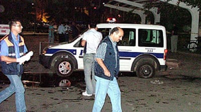 Car bomb explodes in Turkey