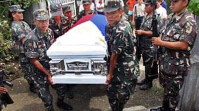 Philippine peace pact in tatters