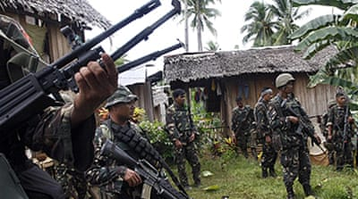 Philippines rebels want peace talks