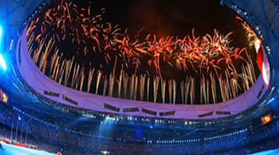 Video: China wins Olympic praise
