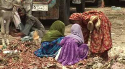 Pakistanis face economic hardships