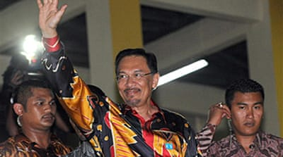 Anwar to take oath as Malaysian MP