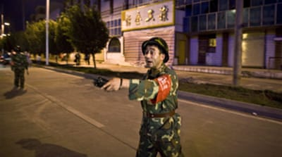 Deadly attack hits China's Xinjiang