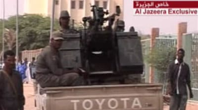 Mauritanian military stages coup